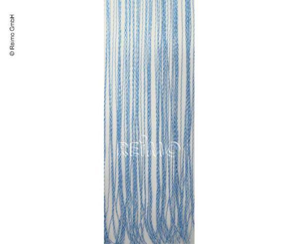 Gordijn Voor Deur : Ariso deur gordijn pvc cm wit blauw advitek