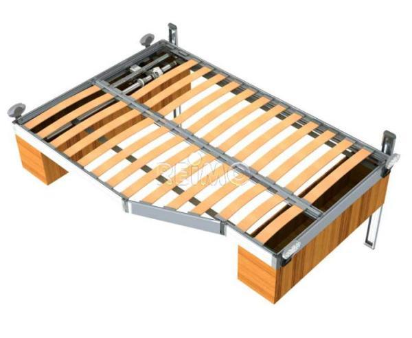 project 2000 hefbed hoogteverstelling elektrisch zonder lijst en zonder strips advitek. Black Bedroom Furniture Sets. Home Design Ideas