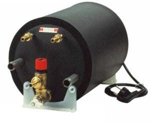 elgena boiler nautische junior 12v 200w 10 liter advitek mobile home systems a m s. Black Bedroom Furniture Sets. Home Design Ideas